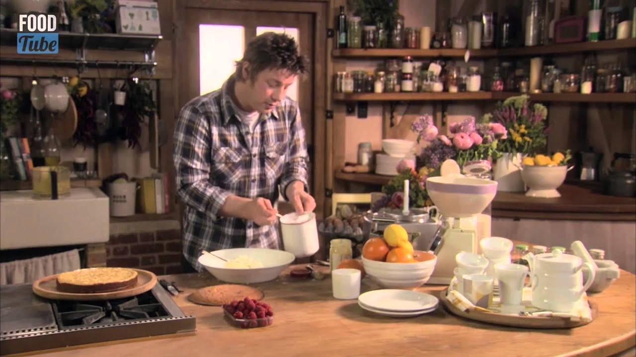 Plain Cake Recipe Jamie Oliver: YUMMY Super Simple Sponge Cake Jamie Oliver