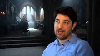 Director Toby Haynes: episode structure in Jonathan Strange & Mr Norrell