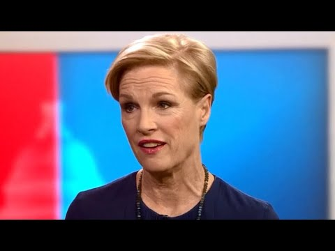 Planned Parenthood president Cecile Richards on resignation, new book
