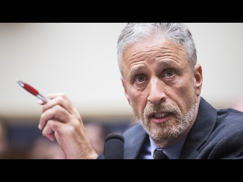 Jenni Chase - Jon Stewart slams Congress for lack of funding for 9/11 First Responders