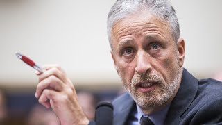 Comedian Jon Stewart on June 11 slammed the absence of lawmakers during a hearing on reauthorizing the September 11th Victims Compensation Fund as ...