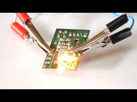 Destruction - Small Electronics Massively Overloaded
