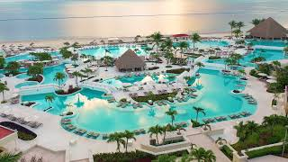 Relax in the best swimming pool in Cancun | Moon Palace Cancun