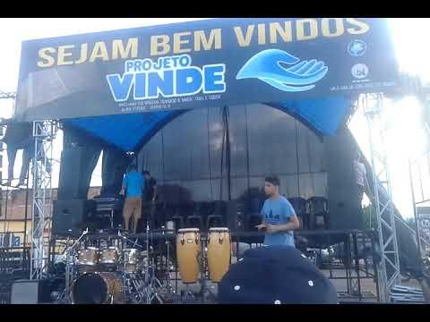 Projeto Vinde Missões em São Mateus do Maranhão.