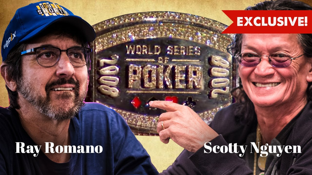 2008 WSOP Main Event Day 1 | World Series of Poker - YouTube