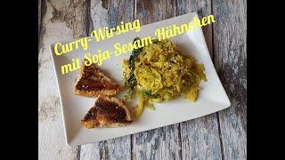PurzelPfund's KochArena #2 Curry-Wirsing