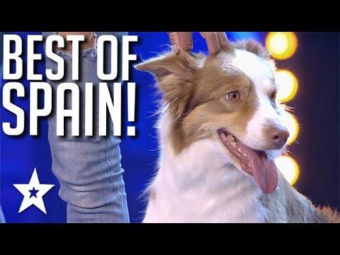 Best of Spain's Got Talent 2021 Auditions | WEEK 1 | Got Talent Global