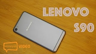 Обзор Lenovo S90: iPhone 6 снаружи, Android внутри