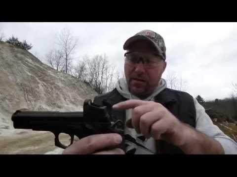 CZ 75 with red dot - YouTube