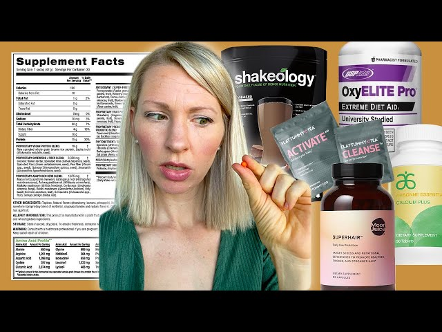 The Shocking Truth About Supplements Safety (The Lies and Hidden Risks)