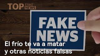El frío te va a matar y otras noticias falsas - Fake News - En Punto con Denise Maerker