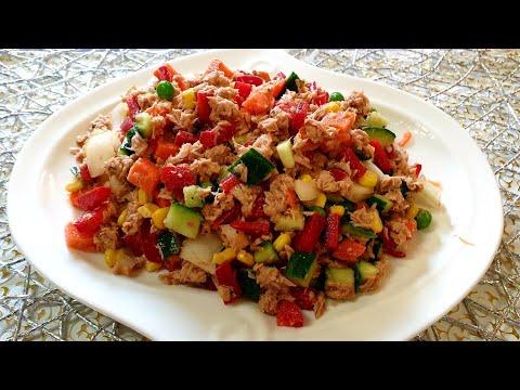 How To Make Tuna Fish Salad / Best Tuna Salad Recipe / Tuna Fish Recipes / Tuna Salad For Weightloss