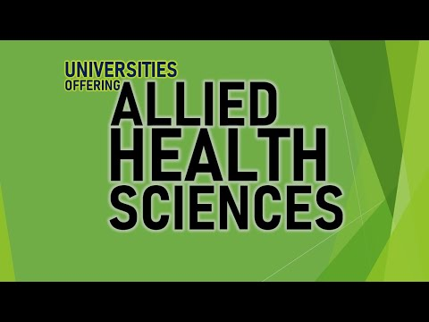 allied-health-sciences:-list-of-universities-&-courses-offered-in-pakistan-(2020-21)