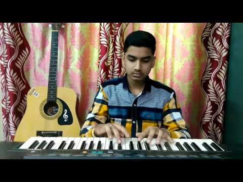 teri galliyan song in piano