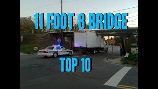 11Foot8 Bridge Top 10 Best Crashes