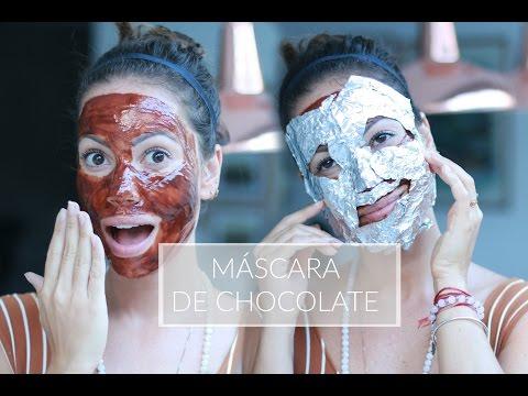 MÁSCARA CASEIRA DE CHOCOLATE | Beleza Natural | Veda #20