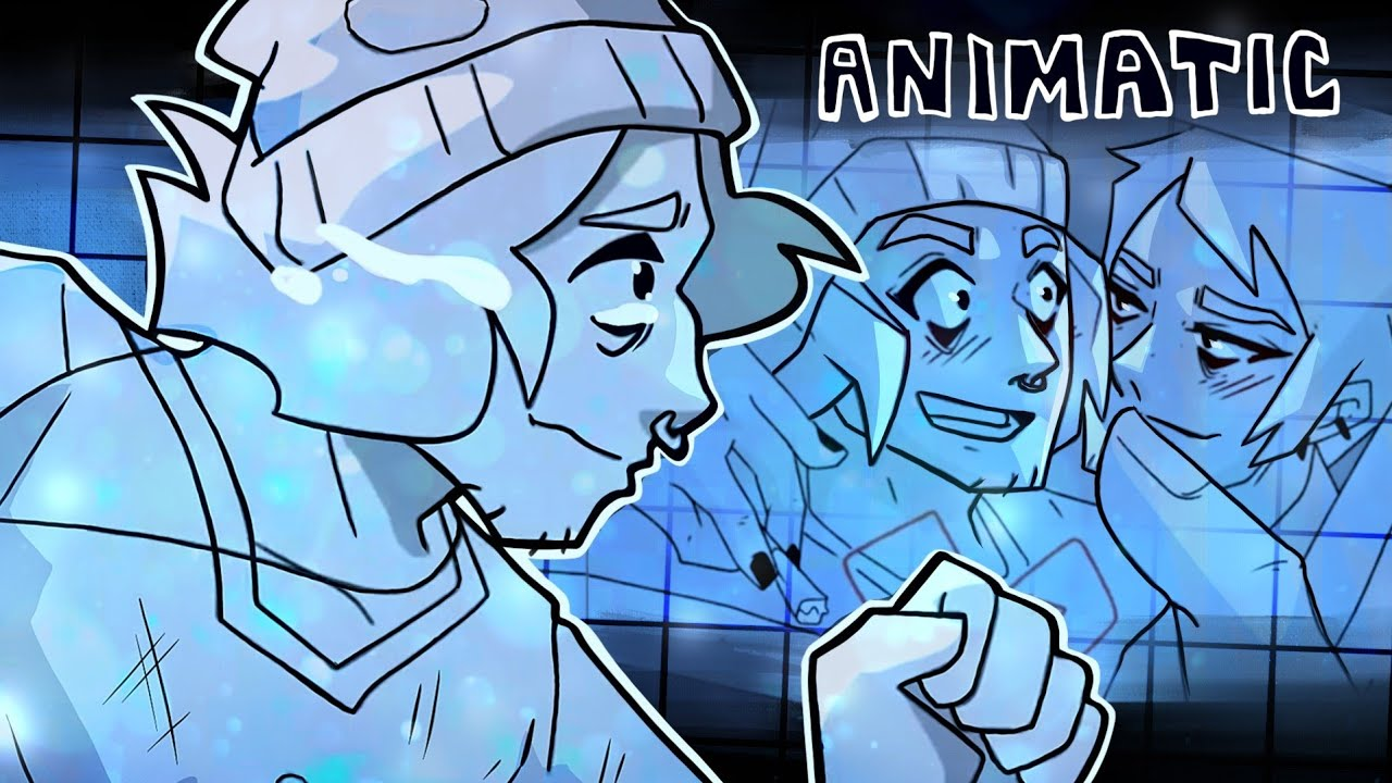 EVERYTIME (OC animatic) Britney Spears cover