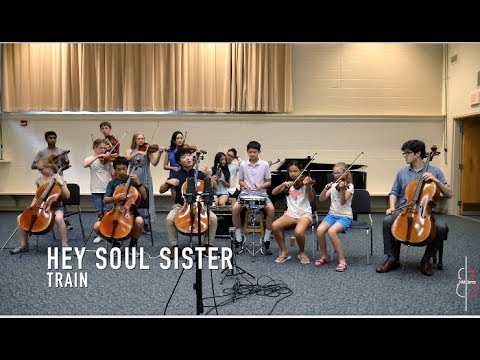 HEY SOUL SISTER | Train || JHMJams Cover No.252