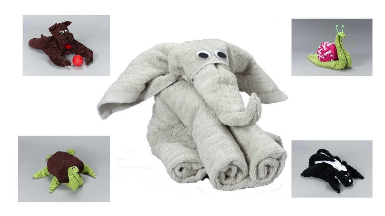 DIY Adorable Towel Bunny   720x1280