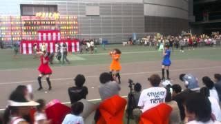 8月2日に埼玉スーパーアリーナで行われた模様。
