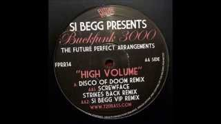 Si Begg - High Volume (Disco Of Doom Remix)