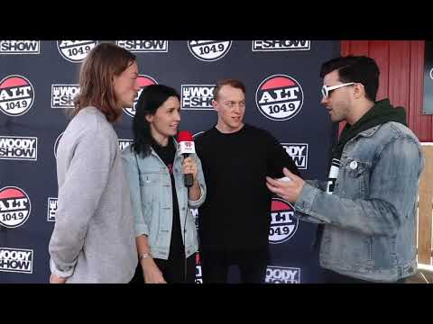 Alex Mac - INTERVIEW: Shaed at the ALT 104.9 Sunday Funday