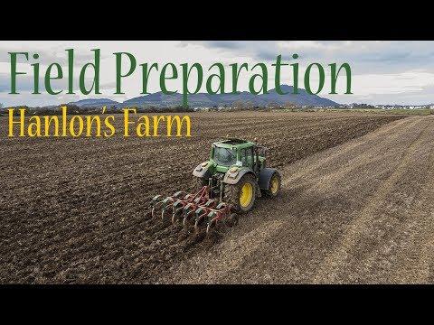 General Field Preparation Hanlon's Farm - 4K