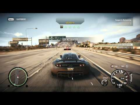 Need For Speed: Rivals Multiplayer - Busting real players/no
