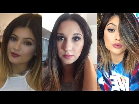 Kylie Jenner Makeup Tutorial ♥