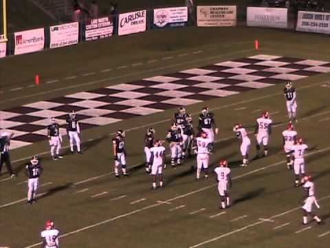 EHS FOOTBALL 2015 RM at Benjamin Russell High School 2 Hr 20 Min Game 3