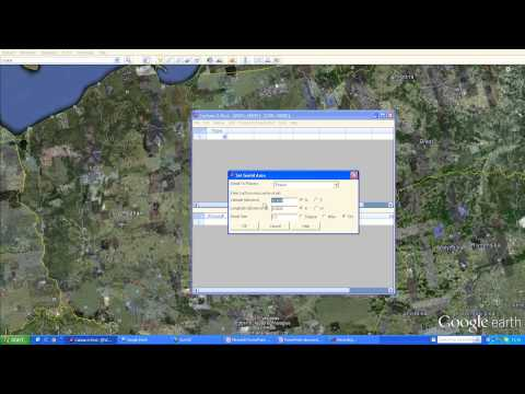 Carlson X-Port Geoid Manager
