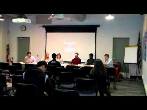 Careers in Life Sciences Panel Part 4