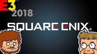 E3 SQUARE ENIX : SVP DES JEUX JAPONAIS 😥