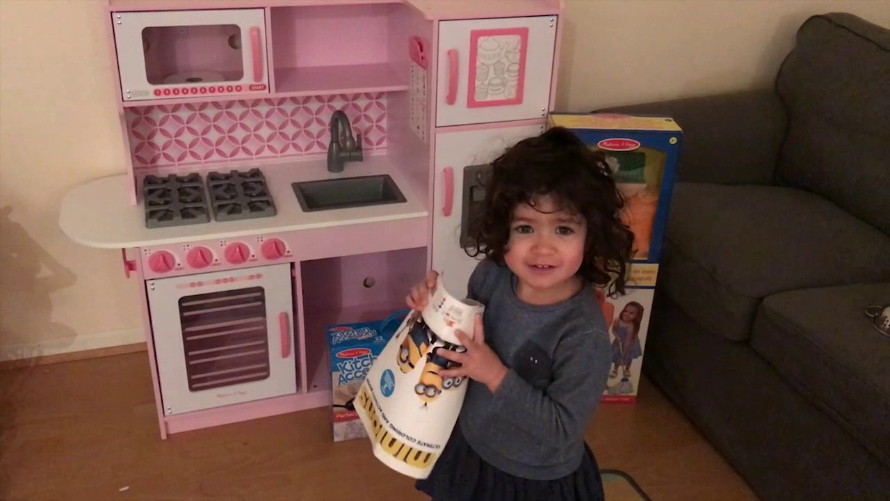 Melissa Doug Kitchen Toys Blogger Review