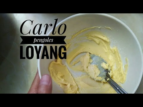 How To Make Carlo Pengoles Loyang Youtube