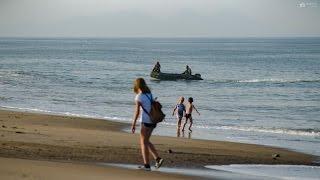 Охотское море г.Оха, Сахалин