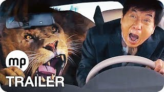 Kung Fu Yoga Trailer German Deutsch (2017)
