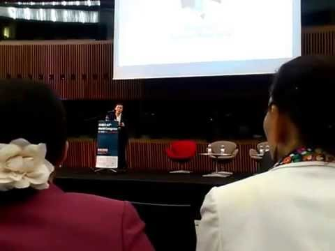 Zhang Yue's speech (BROAD) at FIABCI 65th world congress Luxembourg - part 2