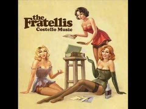 The Fratellis - Creepin Up The Backstairs