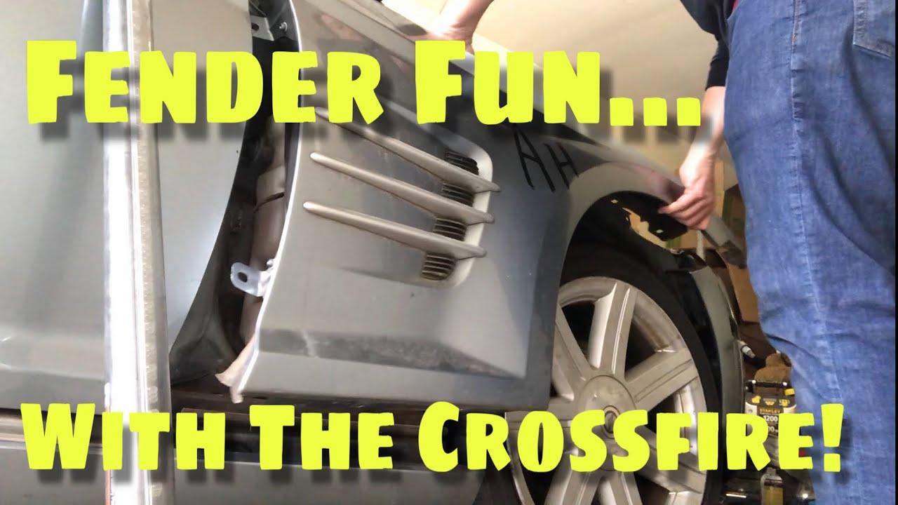 Kriss Kross(Fire) Gets A New Fender & Steering Wheel
