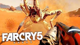 FAR CRY 5 DLC МАРС - ТВАРИ КРАСНОЙ ПЛАНЕТЫ!! (Прохождение Far Cry 5 Lost On Mars #2)