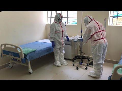 Coronavirus en Afrique: Premiers cas détectés au Kenya, au soudan, en Guinée et en Éthiopie