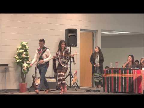 Chin Traditional Fashion Show- 70th CND Grand Rapids, MI