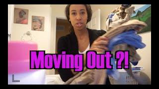 Vlog::Moving Out?!