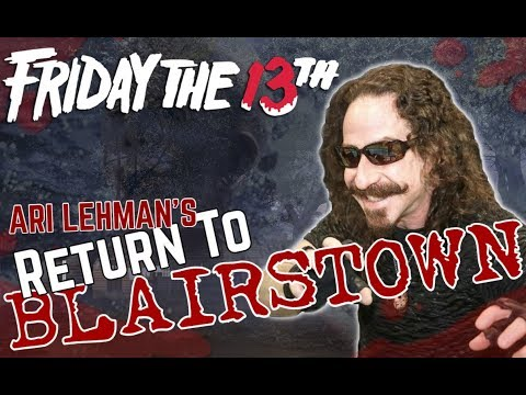 Ari Lehman's Return To Blairstown Friday The 13th Filming Locations