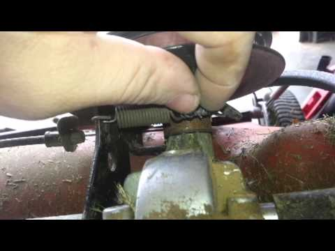 Lawn Mower Repair Troy Bilt Multiple Repairs Youtube