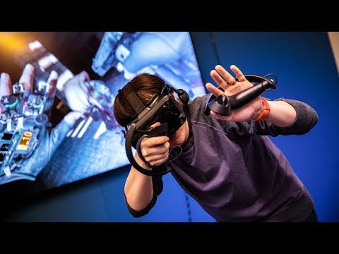 Half-Life: Alyx Hands-On! Tested On 8 VR Headsets