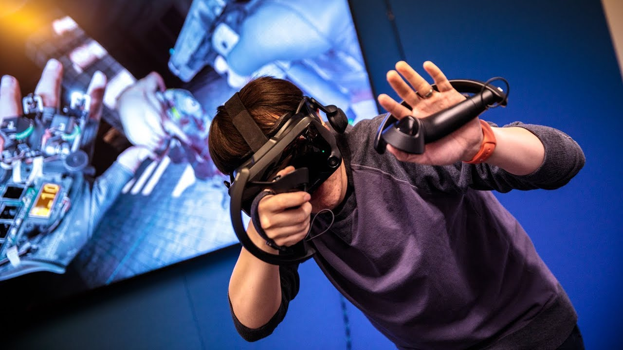 Half Life: Alyx Hands On! Tested on 8 VR Headsets