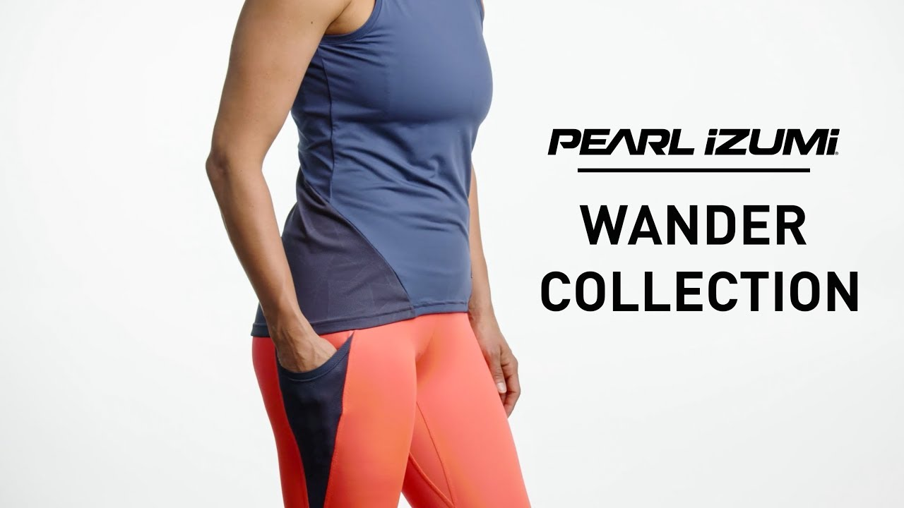 Details about  /Pearl Izumi Wander Crop Womens