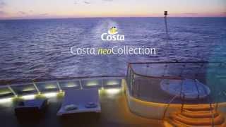 Costa neoCollection: Kreuzfahrten im langsameren Rhythmus